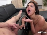 Vipissy – Jessica Lincoln Gets Drenched In This Pissing Porn Video