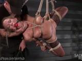 Blonde MILF Punished By Sadist