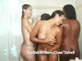 Brazilian Booty Callturned Orgy