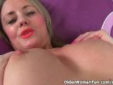 British Milf Sofia Needs To Satisfy Her Sexual Craving