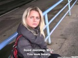 Bitch STOP – Czech MILF Picked Up At The Bus Station
