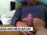 Arab Gay Libyan Daddy Soldier: Huge, Brown, Juicy Dick