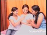 Indian Lesbian GF Group Sex Video