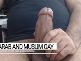 Feel Deep Abu's Thickness. Arab Gay Saudi Stud, Genuine, Vicious Muslim