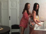 Two Lesbian Milfs Seduction