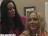 GirlfriendsFilms Julia Ann Seduced By Lesbian MILF