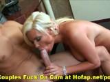 Blonde Milf Big Tits Fuck And Facial
