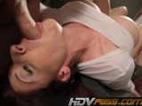 HDVPass Cute Big Tits Milf Deep Throating!