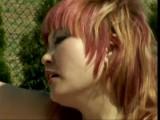 Asian MILF Redhead