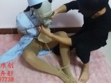 Bondage In Nurse Costume
