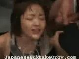 Bukkake From Japan