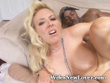 Hot Wife's New Black Lover