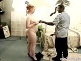 BBC Interracial With BBW MILF Redhead