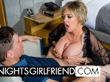 Tonights Girlfriend – Dee Williams Is The Hot Milf Her Client Always Wanted