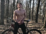 Cute TEENGAER And Hot Trip By Bicycle ! 1 – TRIP. 2 – CUM ! /BIG DICK