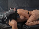 Red Riding Hood Gets Fucked By The Big Bad Wolf – 4K