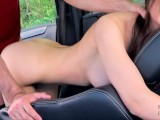 He Fucked Me Hard During The Trip Right In The Car! – Mini Diva