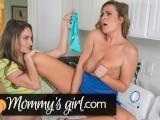 MommysGirl Stepmom Caught Panty Sniffing