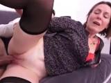Horny Mature MILF Enjoys Anal Fuck With Stranger
