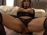 Lucky Stranger Picked Up Mature American Milf And Fucked Her For The Money