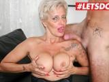 LETSDOEIT – Mature Italian Granny Gets Rough Sex At Porn Casting