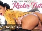 MOMxxx Romantic Sex And Big Facial For Sexy Big Tits MILF Jennifer Mendez