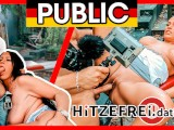 MILF Zara MENDEZ Banged In The Middle Of Berlin! HITZEFREI.dating