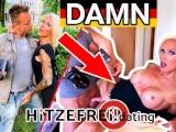 HITZEFREI.dating Blonde German MILF (47) Hooked Up On Street (SOPHIE LOGAN)