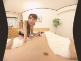 Married Woman Dare Pizza Boy Japanese MILF VR Porn