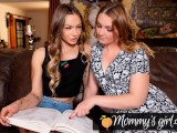 MommysGirl Dreamy MILF Marie McCray Helps Her Stepdaughter Naomi Swann To Study