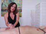 Milf Candi Made Him Cum – Milf Massage